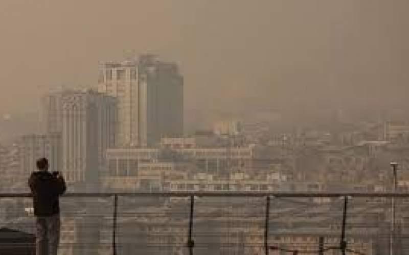 هوای تهران چه زمانی از آلودگی خلاص میشود