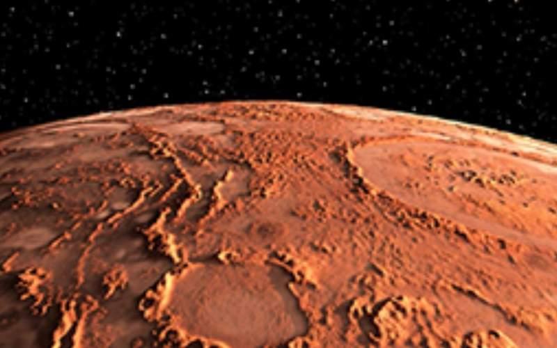 لرزشهای مرموز قطبهای سیاره سرخ