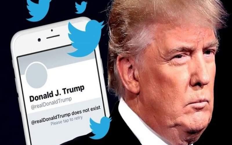 انتقاد  مرکل از بستن حساب ترامپ در توییتر