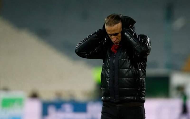 یحیی گلمحمدی قهر کرد و سر تمرین نرفت