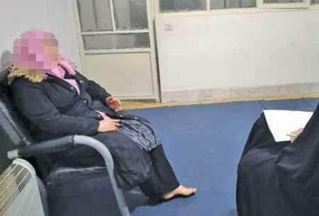 مادر بیمار دخترش را در خواب کشت