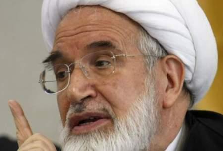 مهدی کروبی از دبیرکلی حزب اعتمادملی استعفا داد