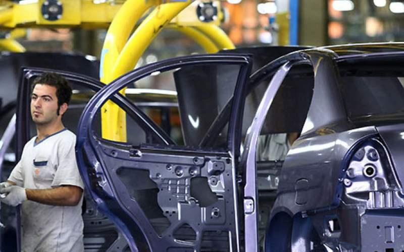 ۱۴۰ هزار میلیارد تومان ارزش منفی خودروسازان