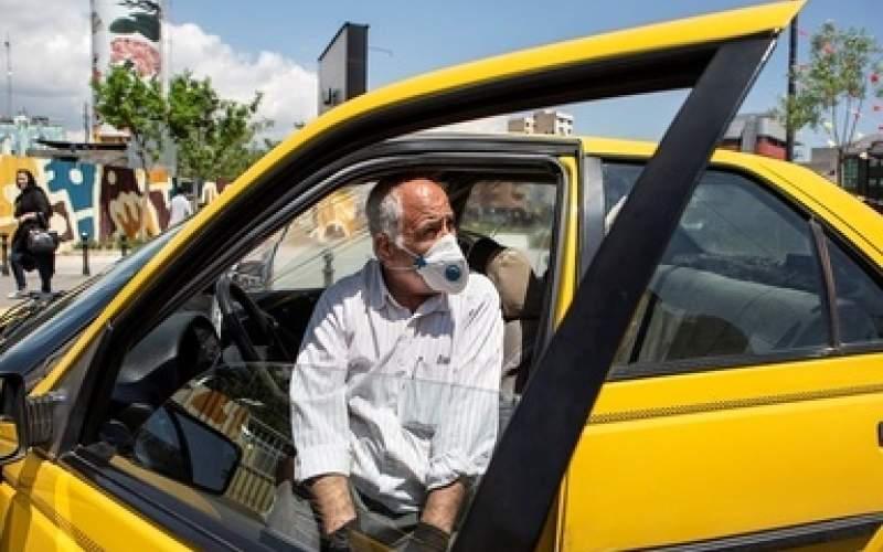 فوت ۹۰ راننده تاکسی براثر ویروس کرونا