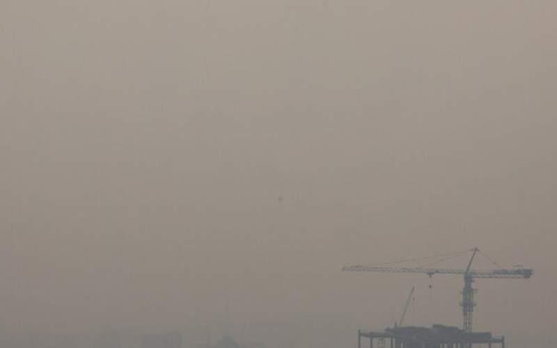 تداوم وضعیت «قرمز» هوای پایتخت