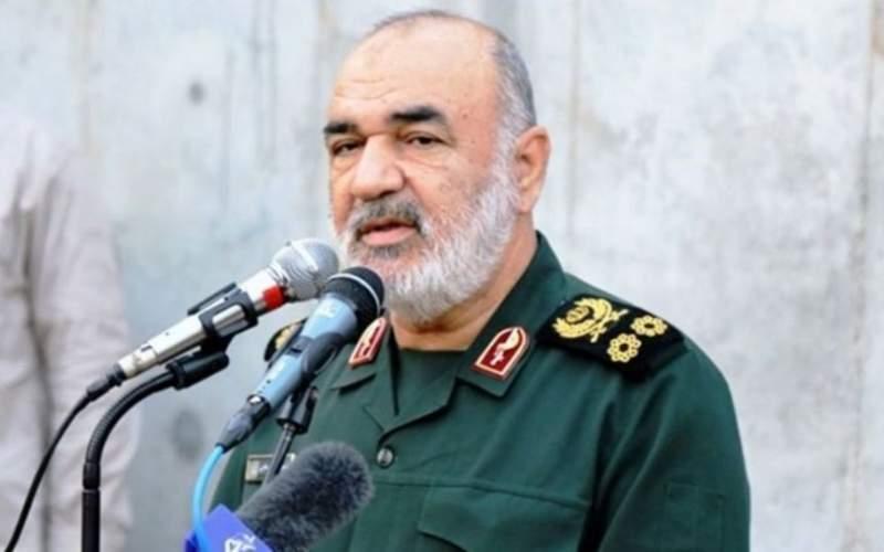 سردار سلامی: دشمن از سخنان رهبری میترسد