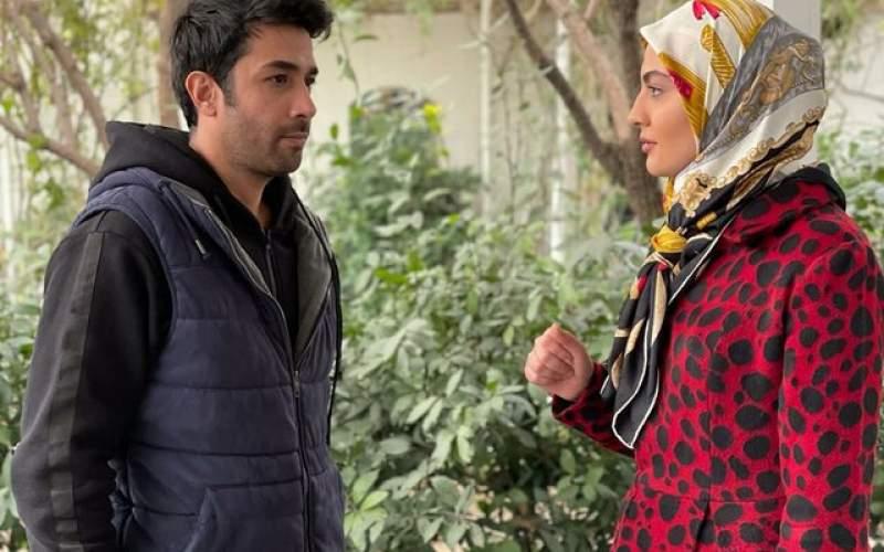حسین مهری و مریم مومن «همبازی» شدند