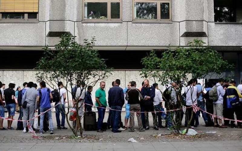 کاهش متقاضیان جدید پناهندگی به آلمان