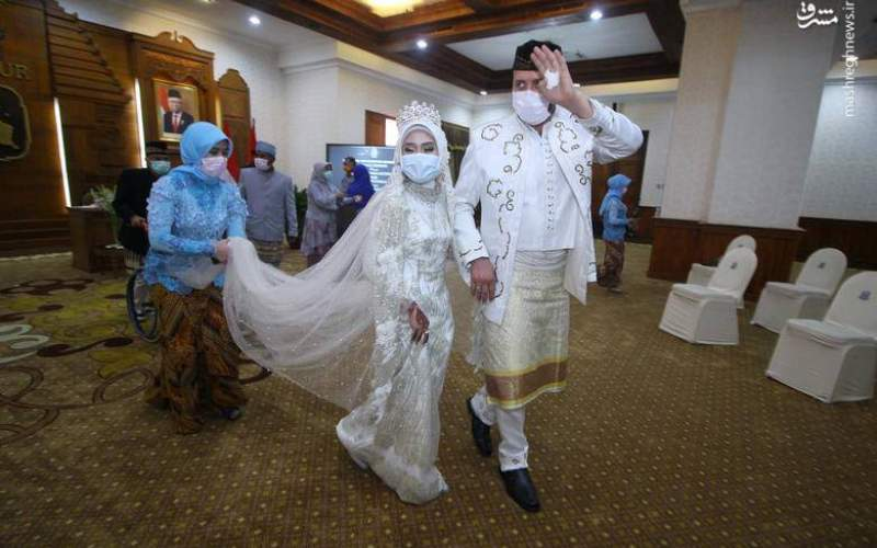 دلایل افزایش ازدواج در اوج همهگیری کرونا