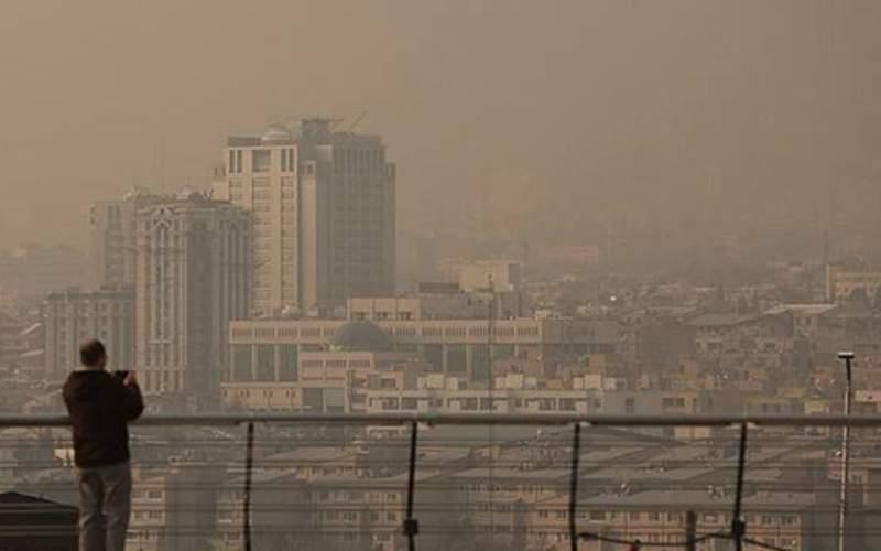 بیاعصابها در آلودگی هوا جای شلوغ نروند!