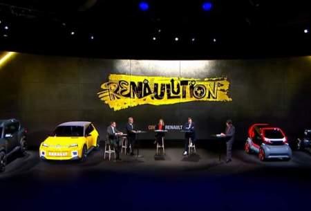 رنو5 به بازار جدید خودرو برمیگردد