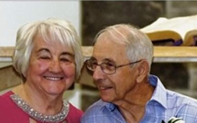 ازدواج دو همکلاسی قدیمی بعد از ۷۰ سال