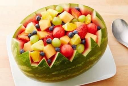 بهترین میوههای آب رسان برای بدن