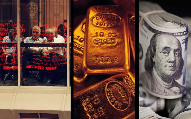 افت دستهجمعی بازارهای مالی