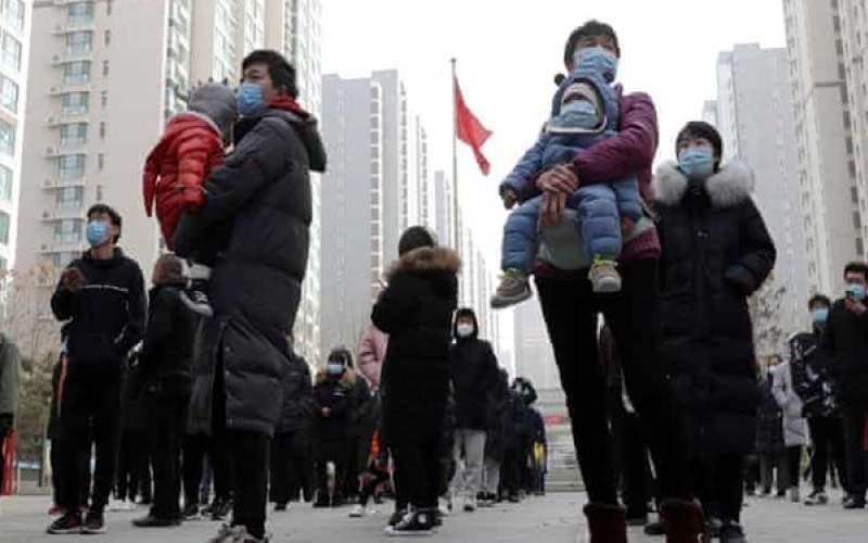 تعداد مبتلایان ویروس کرونا در چین رکورد زد