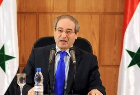 اتحادیه اروپا، وزیر خارجه سوریه را تحریم کرد