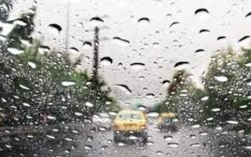 بارش برف و باران در نقاط مختلف کشور از امروز