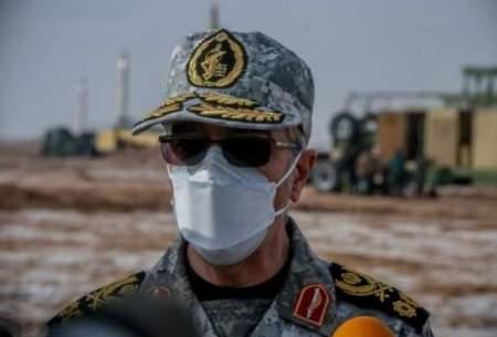 سردار باقری: قصد انجام هیچ تهاجمی را نداریم
