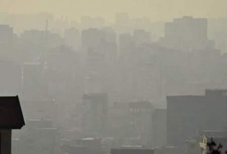 دی ماه ۹۹؛آلودهترین ماه تهران در ۱۰سال گذشته