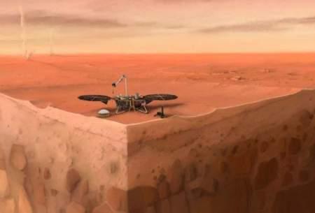 ناسا قسمتی از اینسایت را در مریخ رها میکند