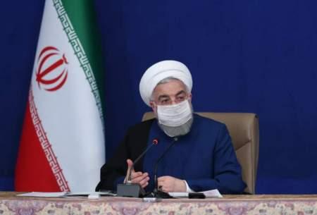 روحانی: مراسم ۲۲بهمن، موتوری برگزار میشود