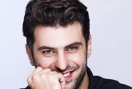 حال و هوای عاشقانه این روزهای علی ضیا/عکس