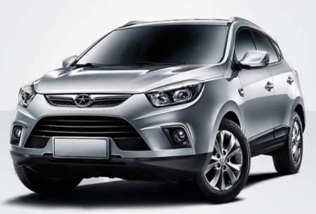 قیمت جدید خودروهای شاسی بلند چینی/جدول