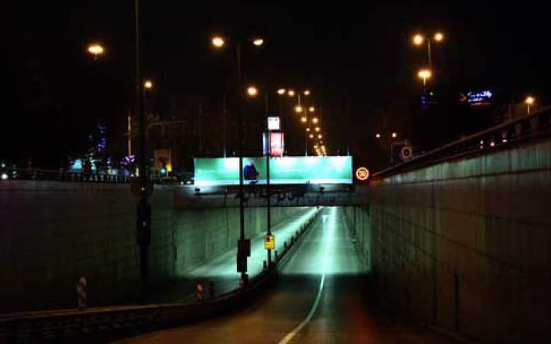 اگر روشنایی خیابان کم باشد، سرقت زیاد میشود