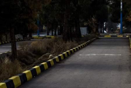 خاموشی نیمی از چراغها در بوستانهای تهران