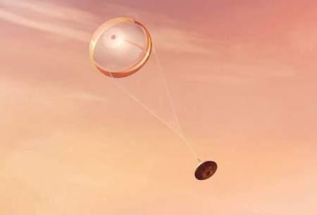 توضیحات ناسا درباره فرود مریخ نورد استقامت