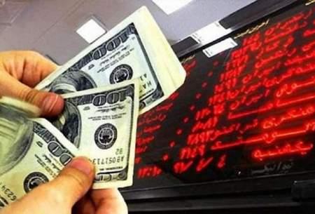 سایه سنگین دلار بر سر بازار بورس