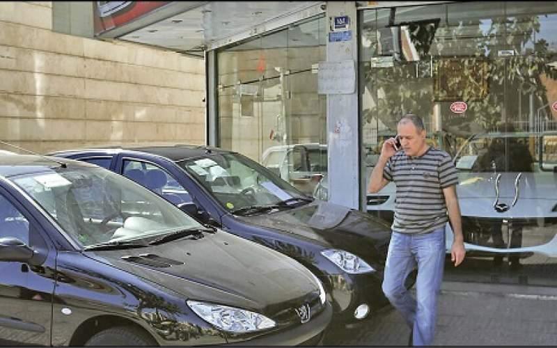 ریزش 55میلیون تومانی قیمت در بازار خودرو