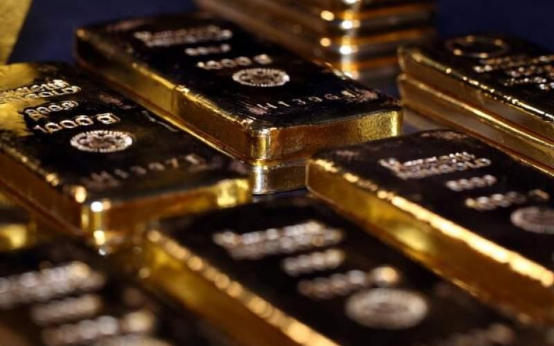 طلای جهانی ارزان ماند