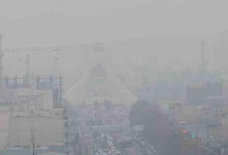 مرگ سالانه ٣٠هزار نفر در کشور براثر آلودگی هوا