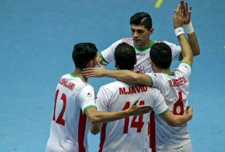 لغو جام ملتهای آسیا،به ضرر فوتسال ایران