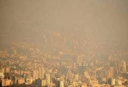 تاثیر آلودگی هوا بر میزان مرگ و میر ویروس کرونا