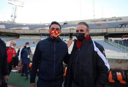 گلمحمدی:نیمه دوم بازی ازدست داور خارج شد