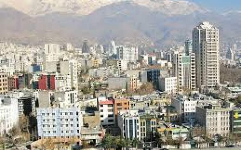 افت نسبی قیمت آپارتمان در تهران/جدول