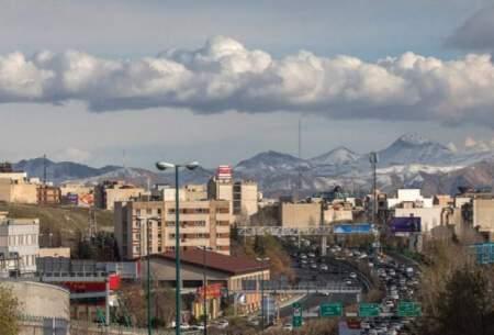 هوای پایتخت در محدوده «قابل قبول»