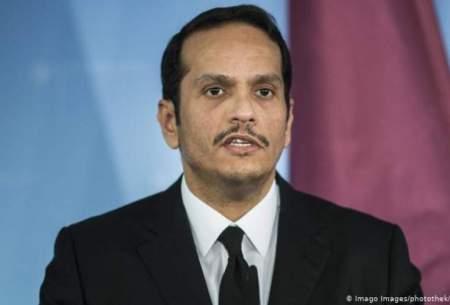 درخواست قطربرای گفتوگوی مستقیم با ایران