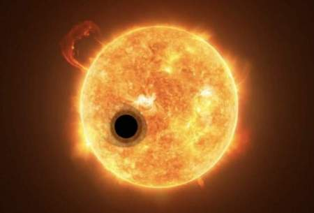 کشف سیارهای به اندازه مشتری اما۱۰بارسبکتر