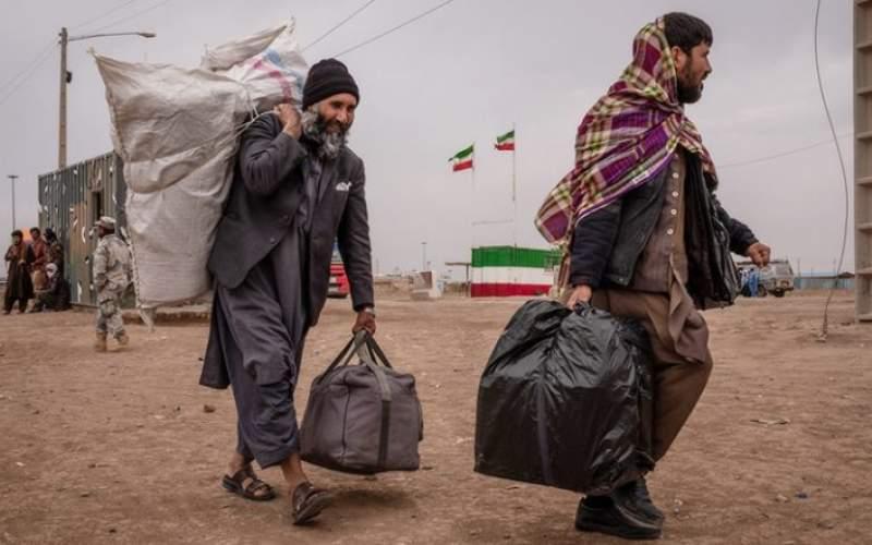 خروج بیسابقه مهاجران افغانستانی از ایران