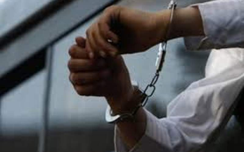 دستگیری سارق قطعات خودرو در کرمانشاه