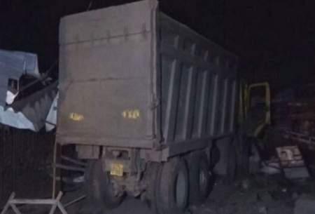 مرگ ۱۵ کارگر مهاجر در سانحه رانندگی در هند