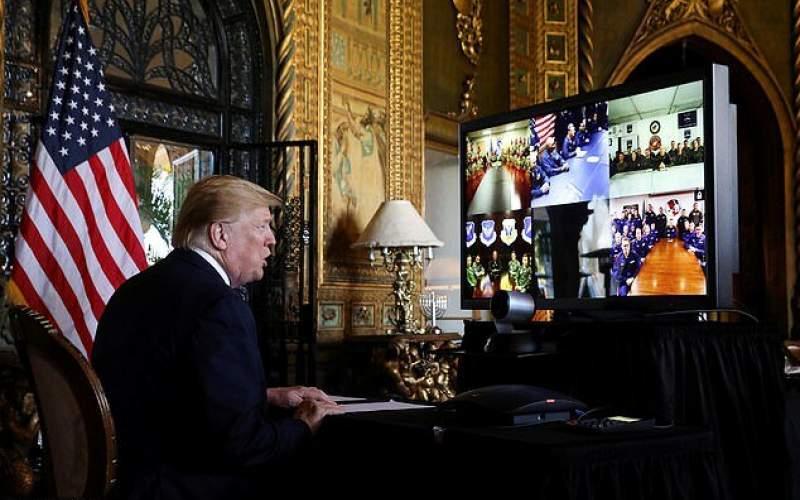 ایران ترامپ و کابینهاش را تحریم کرد