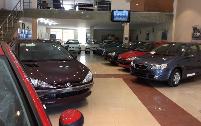 ریزش دوباره قیمتها در بازار خودرو