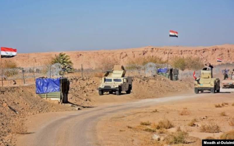 عراق در حال تقویت امنیت خود با سوریه