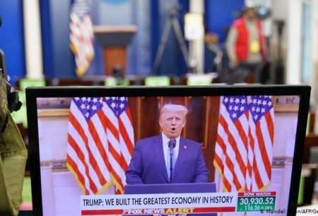 آرزوی موفقیت ترامپ برای دولت آینده آمریکا