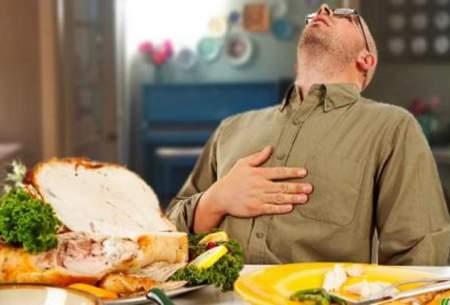 ۴ عادت غذایی که باعث مرگ زودرس میشود