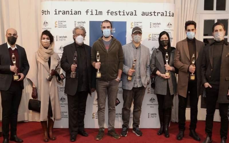 محسن تنابنده از جشنواره استرالیا جایزه گرفت